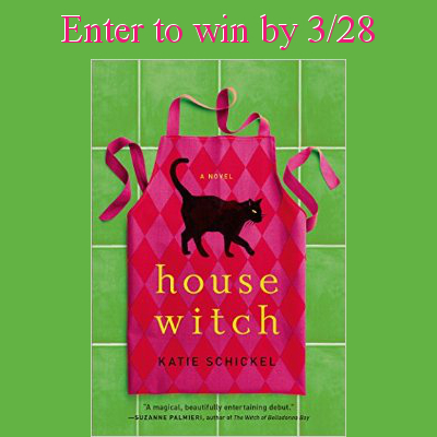 Enter to win a copy of Housewitch by Katie Schickel from Joy Makin' Mamas